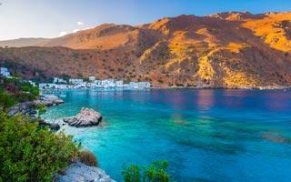 Klima Kreta - Wetter, Klimatabelle, beste Reisezeit auf ...