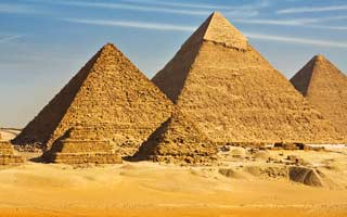 Temperaturen ägypten Mai